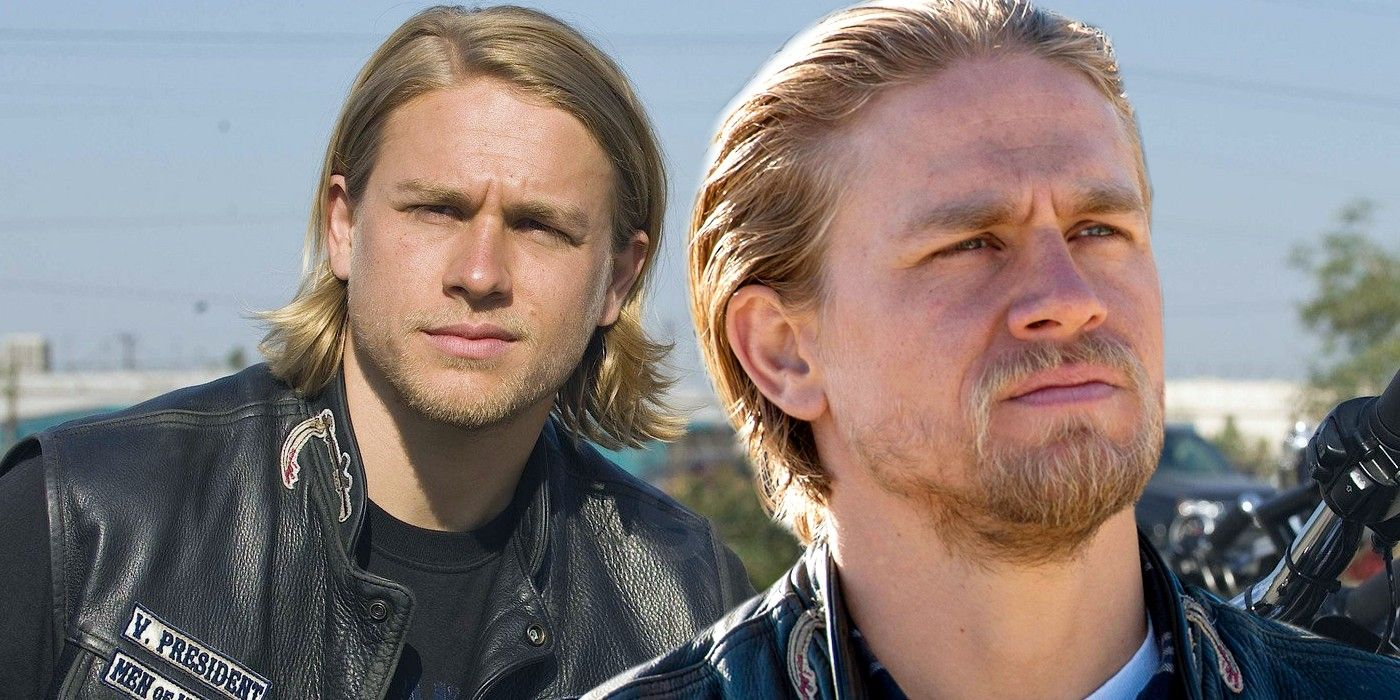 Sons Of Anarchy How Old Jax Was At The Beginning End