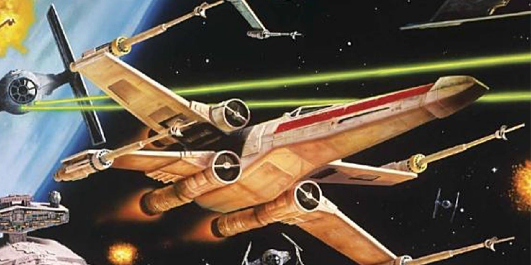 Star Wars: Rogue Squadron Has Mystery Writer To Be Announced Soon