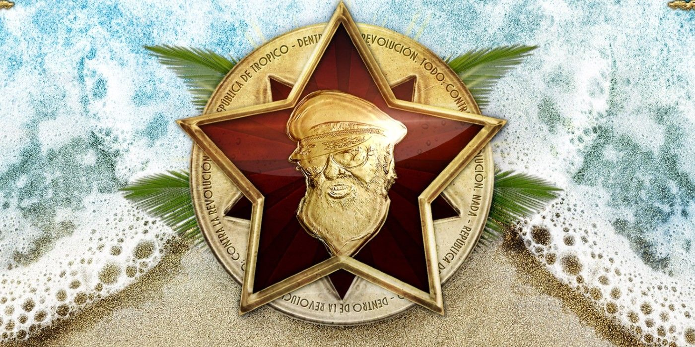 Tropico 5 is free today at the Epic Games store in holiday sales 2020