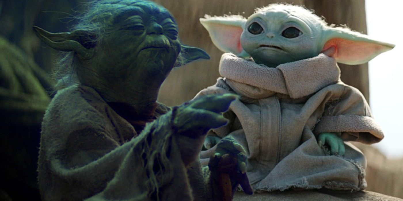 The Mandalorian Theory Grogu Is Yoda S Child That He Abandoned