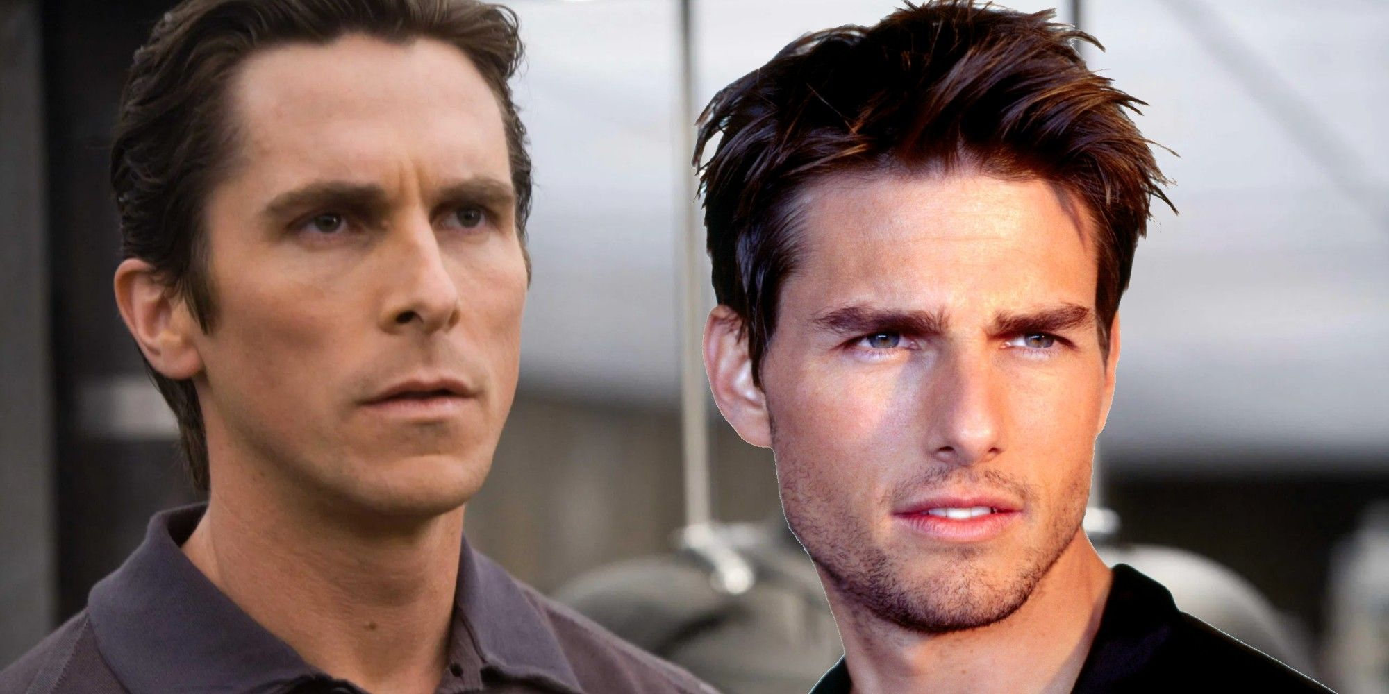 Tom Cruise & Christian Bale's On-Set Rants Edited Into One Wild Argument