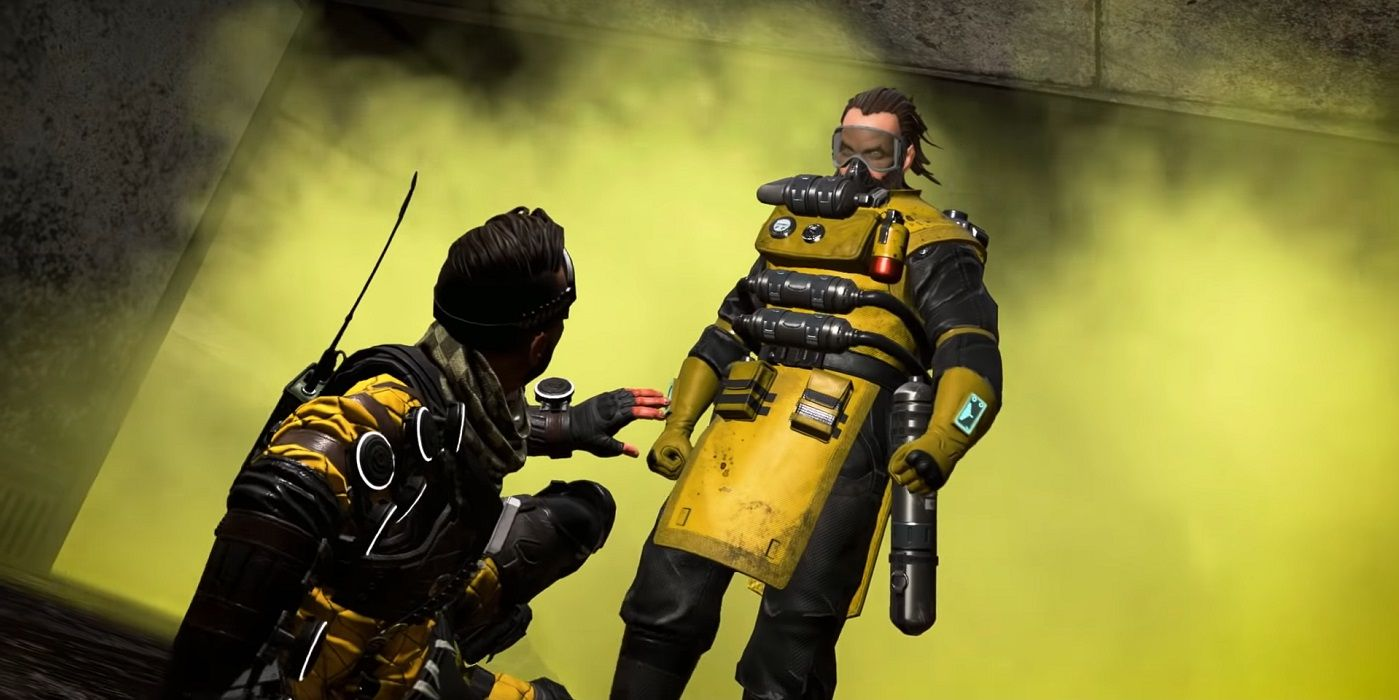Apex Legends: Caustic & Gibraltar Will Be Last Characters Of Their Size