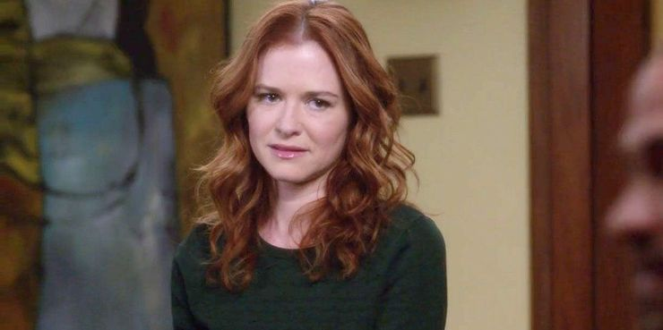 April Kepner's character went from whiny and annoying to a beautiful and robust personality in Grey's Anatomy.