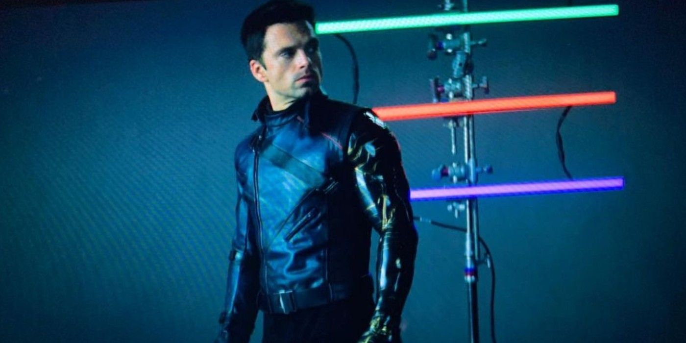 Falcon & Winter Soldier's Sebastian Stan Shows Off Bucky's New Costume