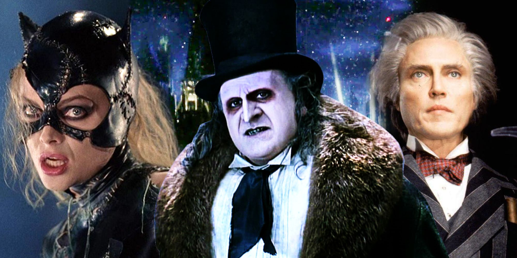 Batman Returns' Villains Weren't A Problem (They Defined Gotham)