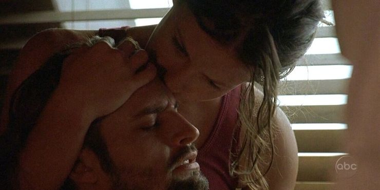 Kate and sawyer have sex