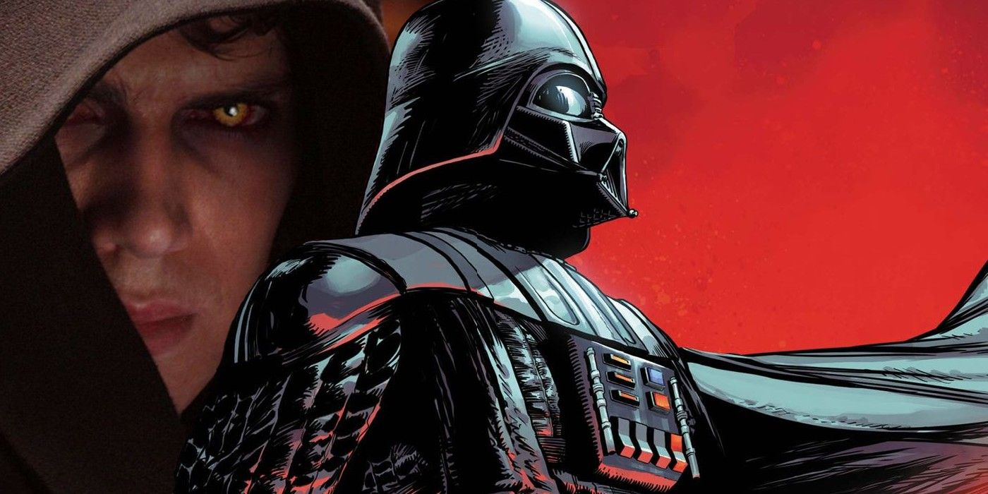 Darth Vader's Comic Justifies His Redemption in a Way the Films Couldn't