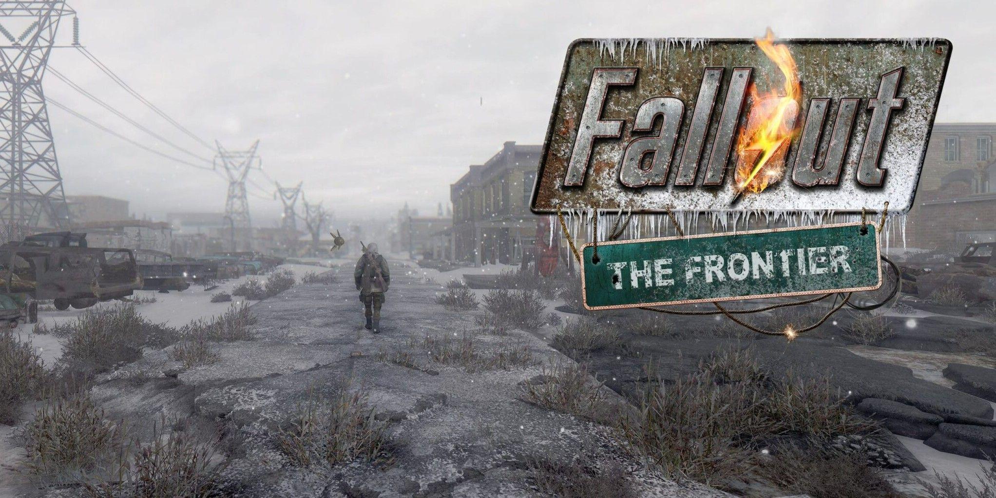 Vegas mod new fallout