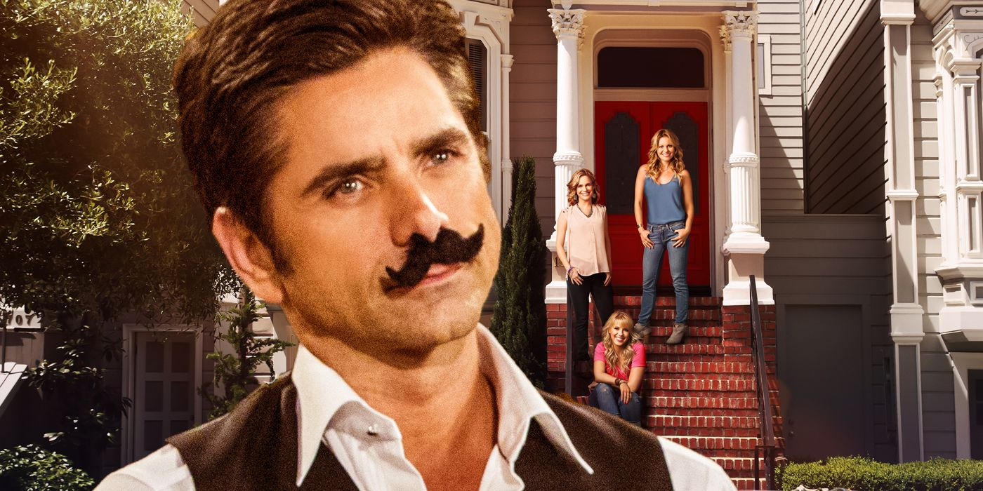 John Stamos' Fuller House Plan Would've Been A Better Full House Spinoff