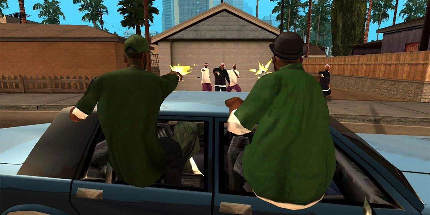 GTA Vazou Sugestão sobre possível remake da triologia de PS2 1