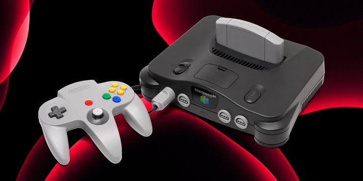 Como o N64 se compara às outras plataformas Nintendo