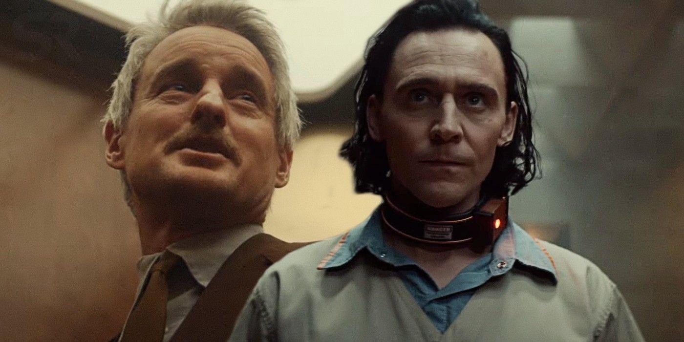Marvel 'Loki' and Mobius M. Mobius