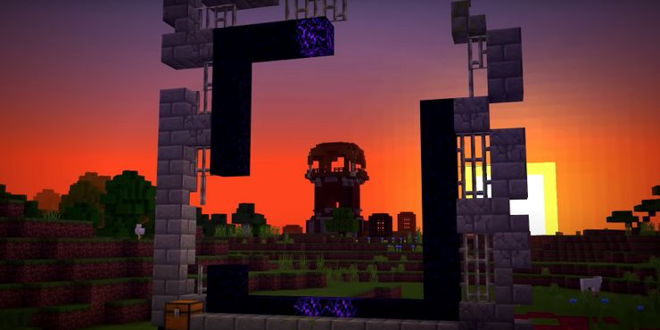 The Coolest Minecraft Seeds For 2021 Screen Rant