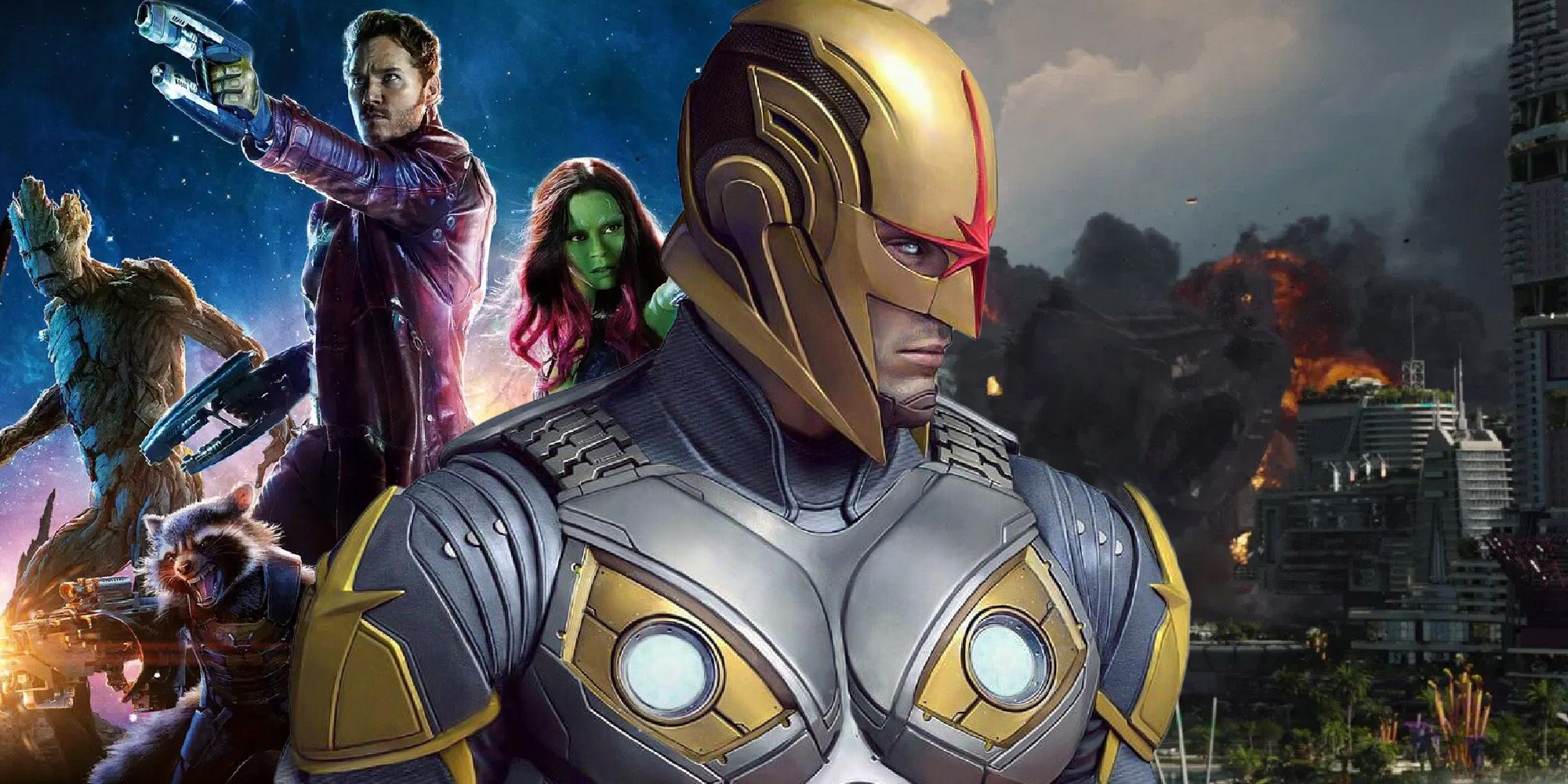 Nova's MCU Origin Story Wasn't Just Part Of Infinity War