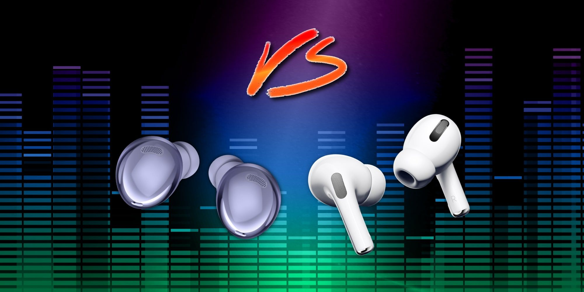 Galaxy Buds Pro Vs. AirPods Pro: How Samsung & Apple's Top Earbuds Compare