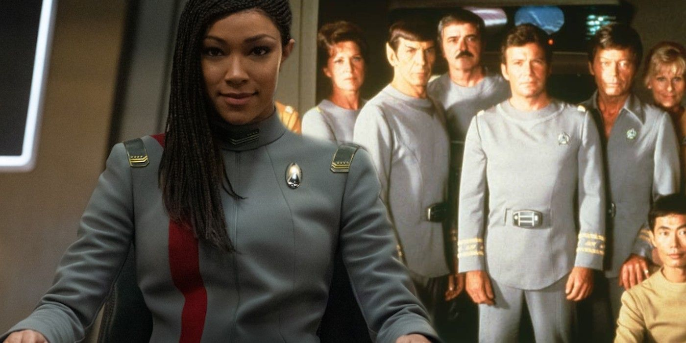 Star Trek Discovery End Credits (Season 2 Finale Version