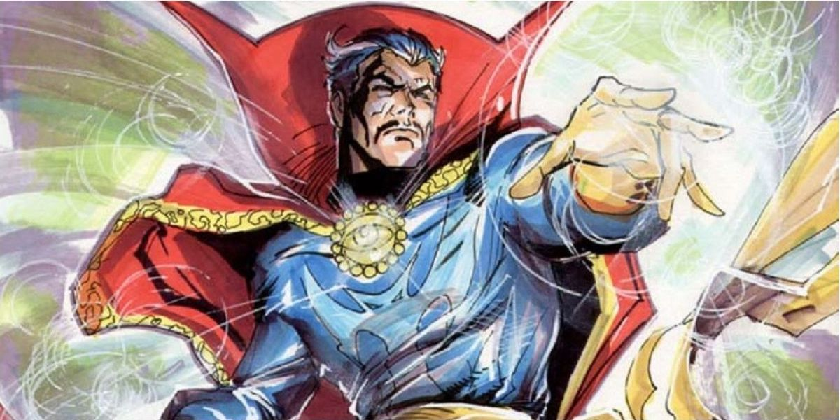 Dr. Strange Vs John Constantine: Who Would Win? | ScreenRant