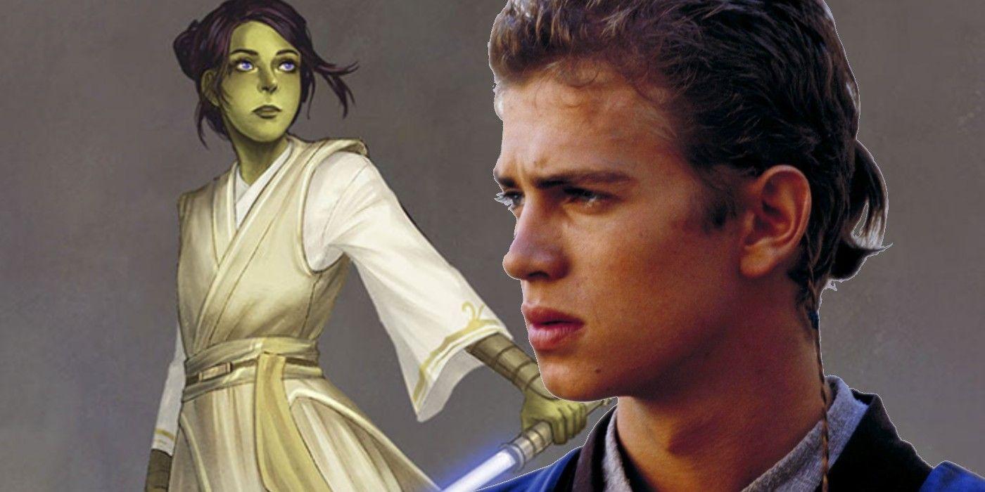 Star Wars Reveals Anakin Skywalker Wasn't The Youngest Jedi Knight