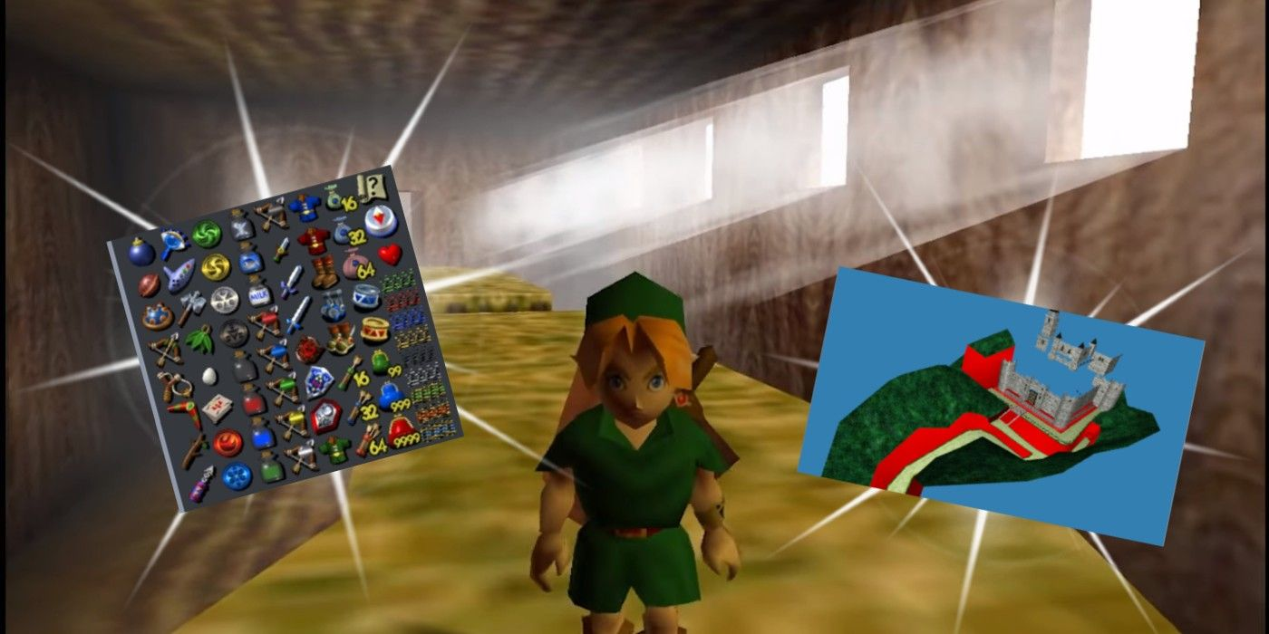 Ocarina of Time Cut Content From Beta Leak: What Zelda Fans Know Now