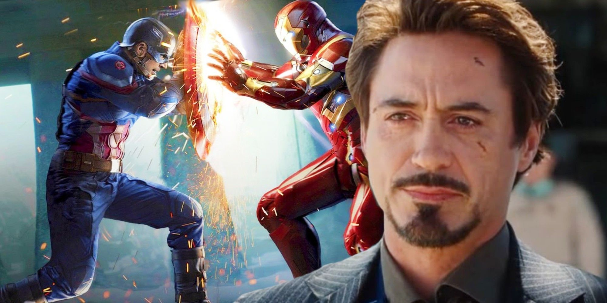 Iron Man's First Hero Speech Explains The MCU's Civil War