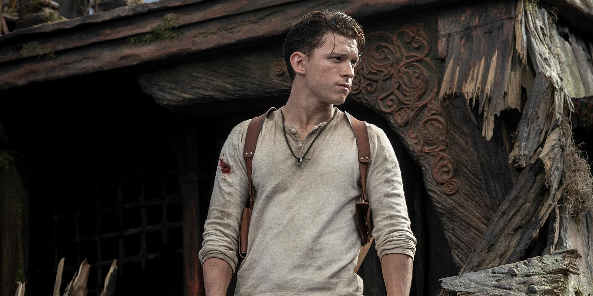 Uncharted Movie Starring Tom Holland Release Date Delayed To 2022