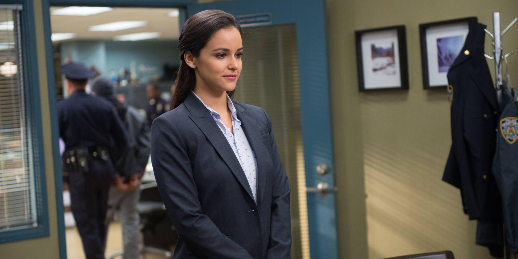Brooklyn Nine-Nine Will Have A Satisfying Ending Promises Melissa Fumero