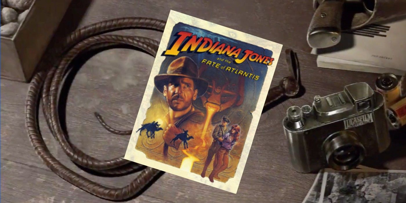 Will Indiana Jones' New Lucasfilm Game Be A Fate of Atlantis Sequel