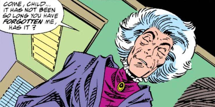 Agatha Harkness podria ser mas bien una alida en el final de WandaVision