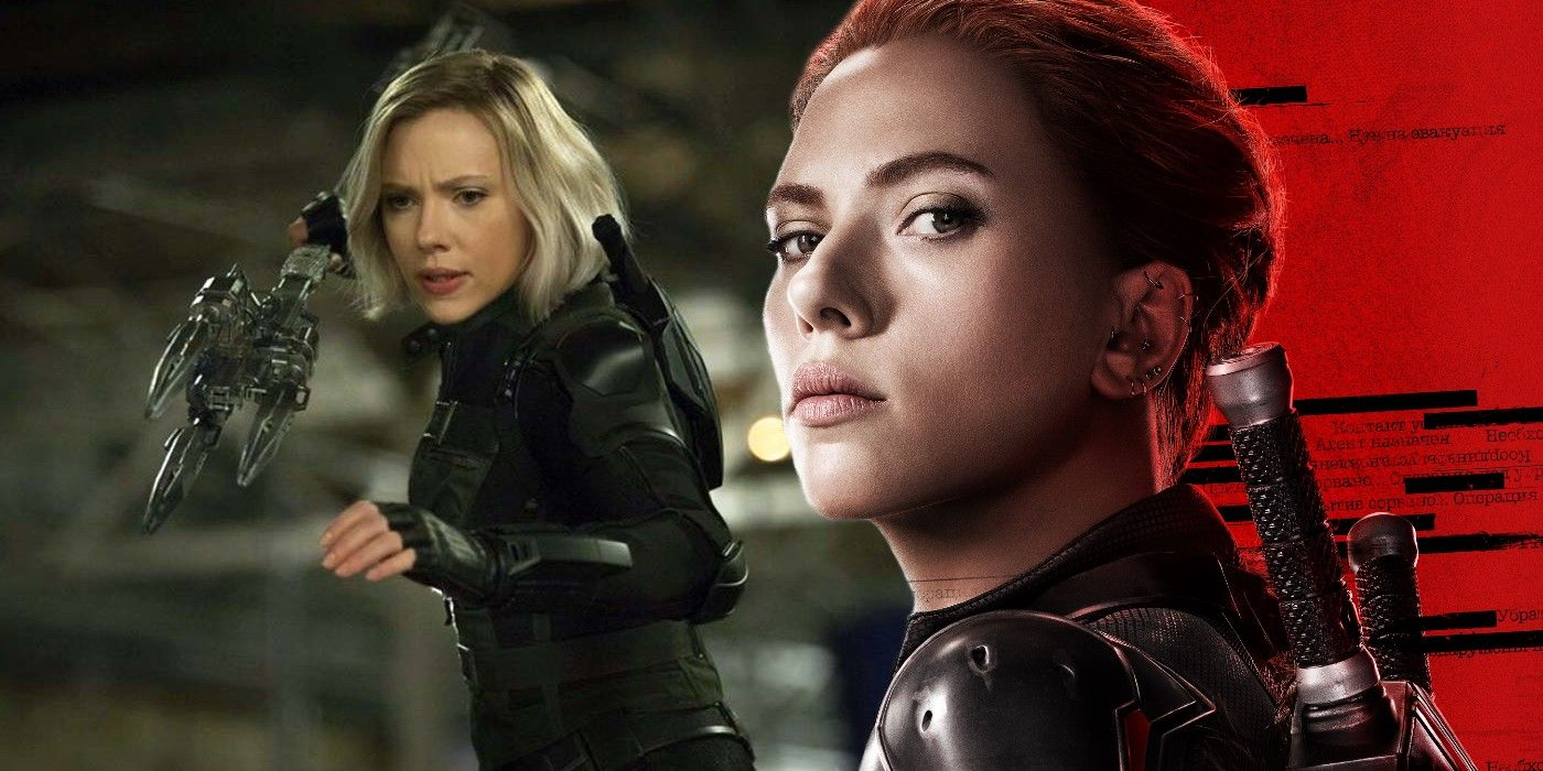 Black Widow Movie BTS Image Reminds Us That The Film Exists