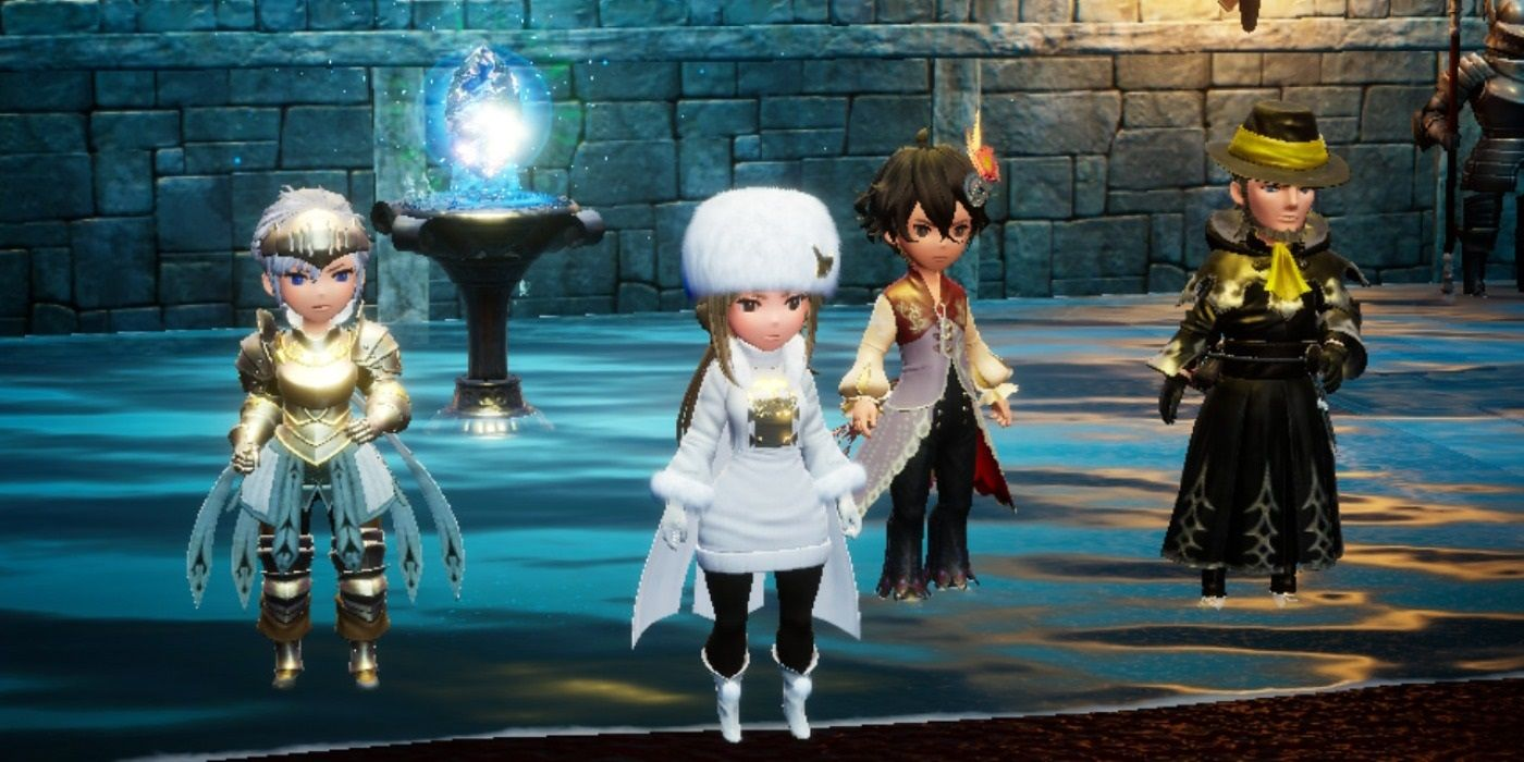 How to Fast Travel in Bravely Default 2 | Screen Rant