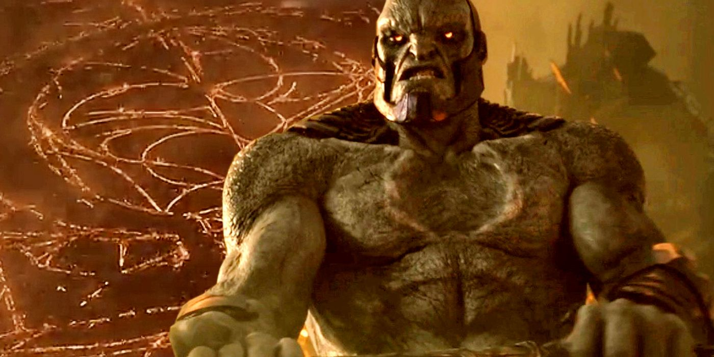 Justice League: What Is Darkseid's Anti-Life Symbol In ...