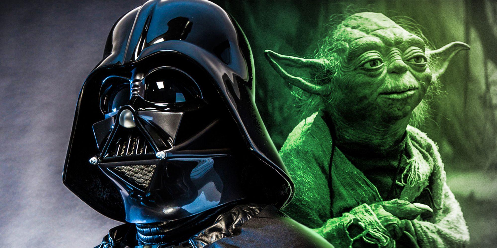 Star Wars: Who Would've Won If Yoda Fought Darth Vader
