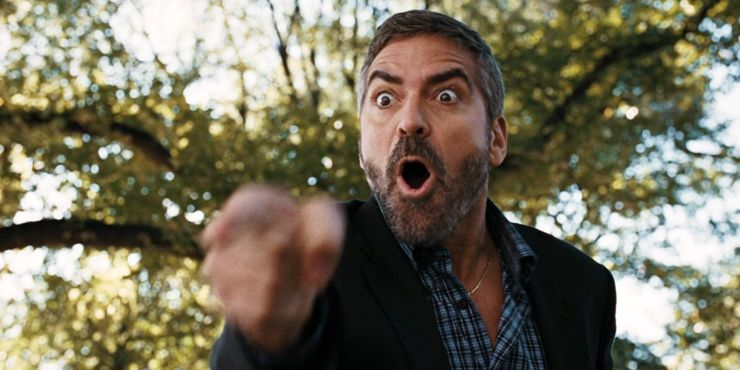 George Clooney: His 5 Smartest Characters (& 5 Dumbest) George-Clooney-Burn-After-Reading