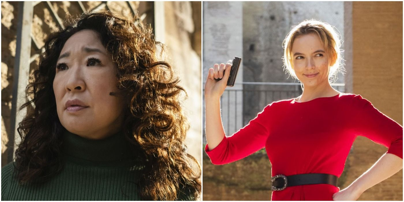 Killing Eve: Why Villanelle Is The True Main Character (& Why Eve Is)