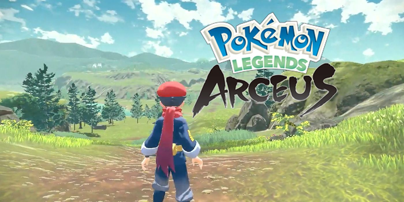 Pokémon Legends: Arceus - Release Date, Trailer, & Gameplay Details