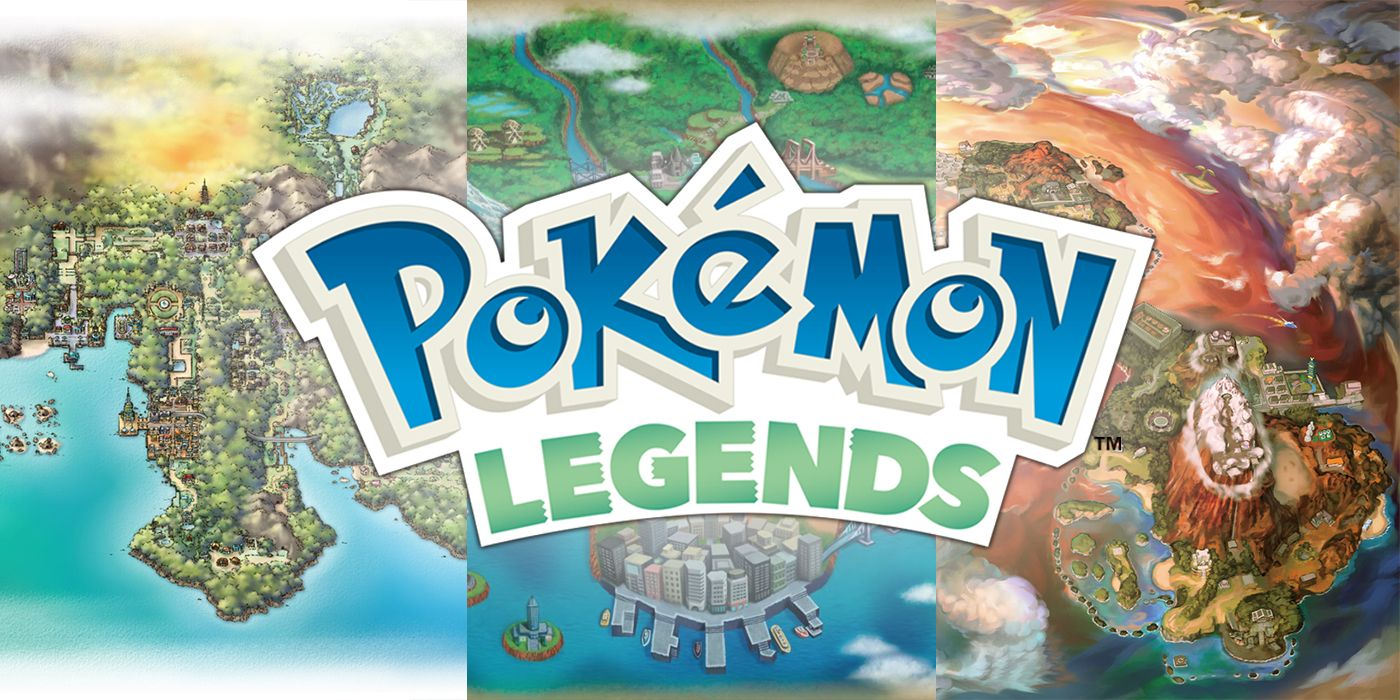 Pokémon Legends' Starters Show Where The Next Games Could Take Place