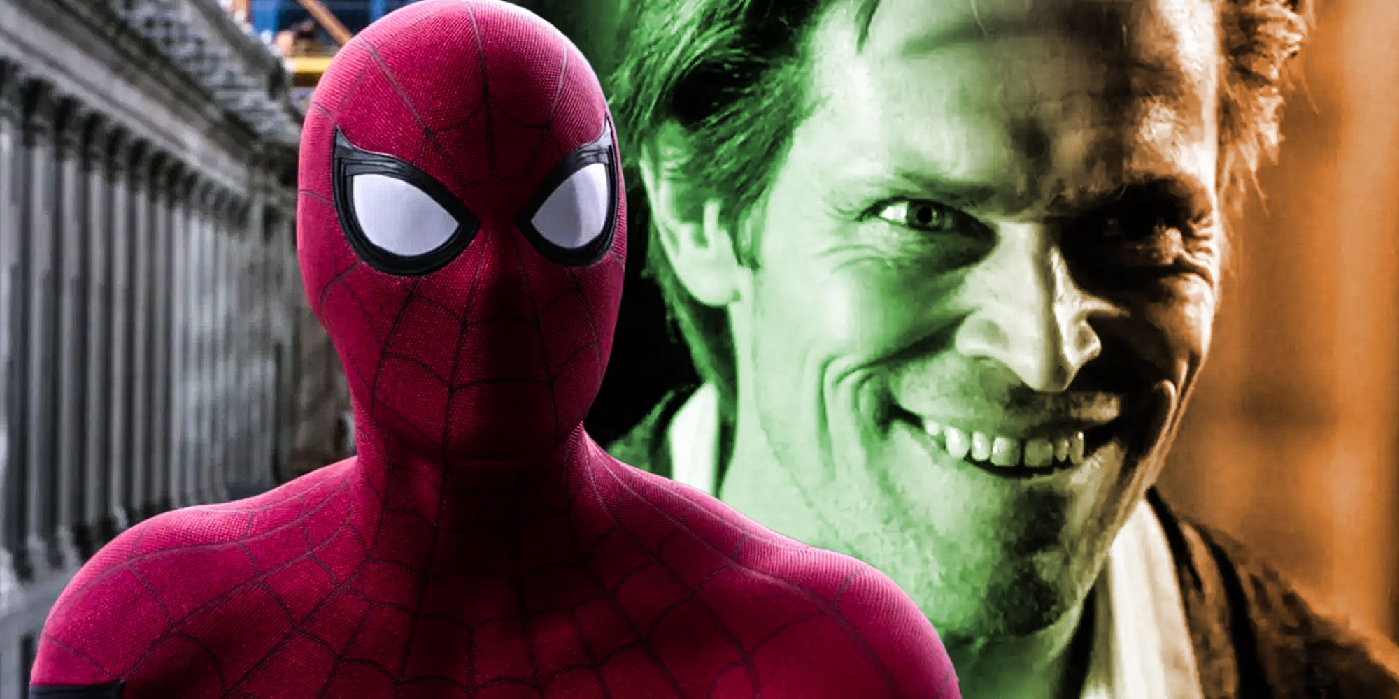Spider-Man 3's Main Villain Rumored To Be Willem Dafoe's Green Goblin