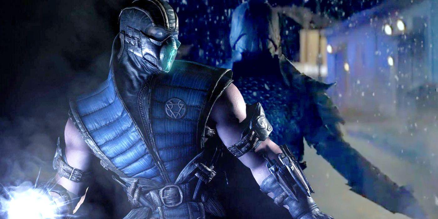 Mortal Kombat Reboot Footage Teases A New Sub-Zero Finishing Power