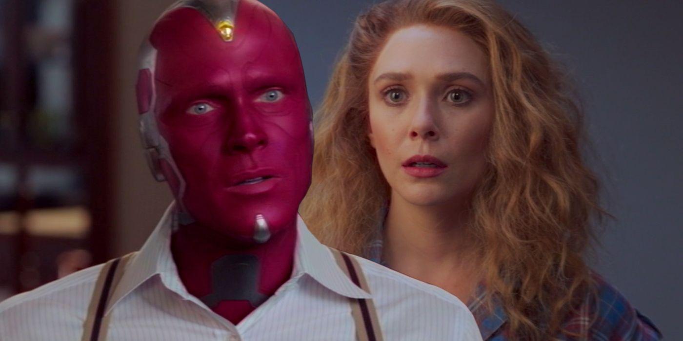 WandaVision's Avengers Recast Explained | Screen Rant