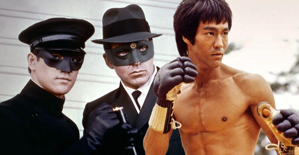 How Bruce Lee S Fighting Changed Green Hornet S Original Plan