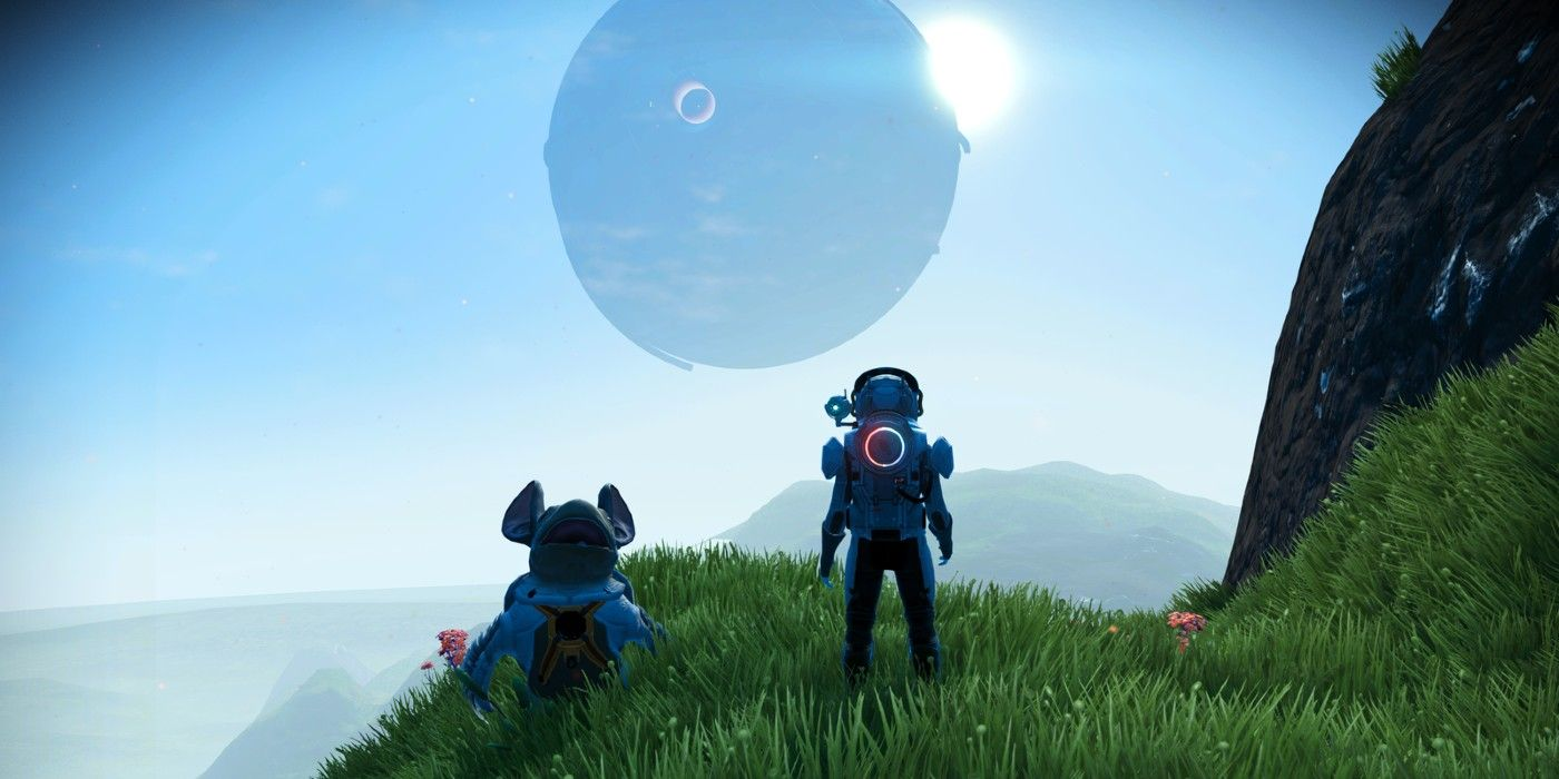 No Man's Sky: How to Use The New Target Sweep Mode