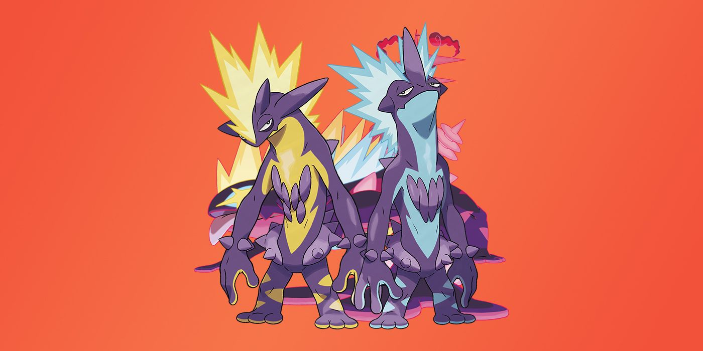 Pokémon Sword & Shield Adds Shiny Toxtricity On February 19th