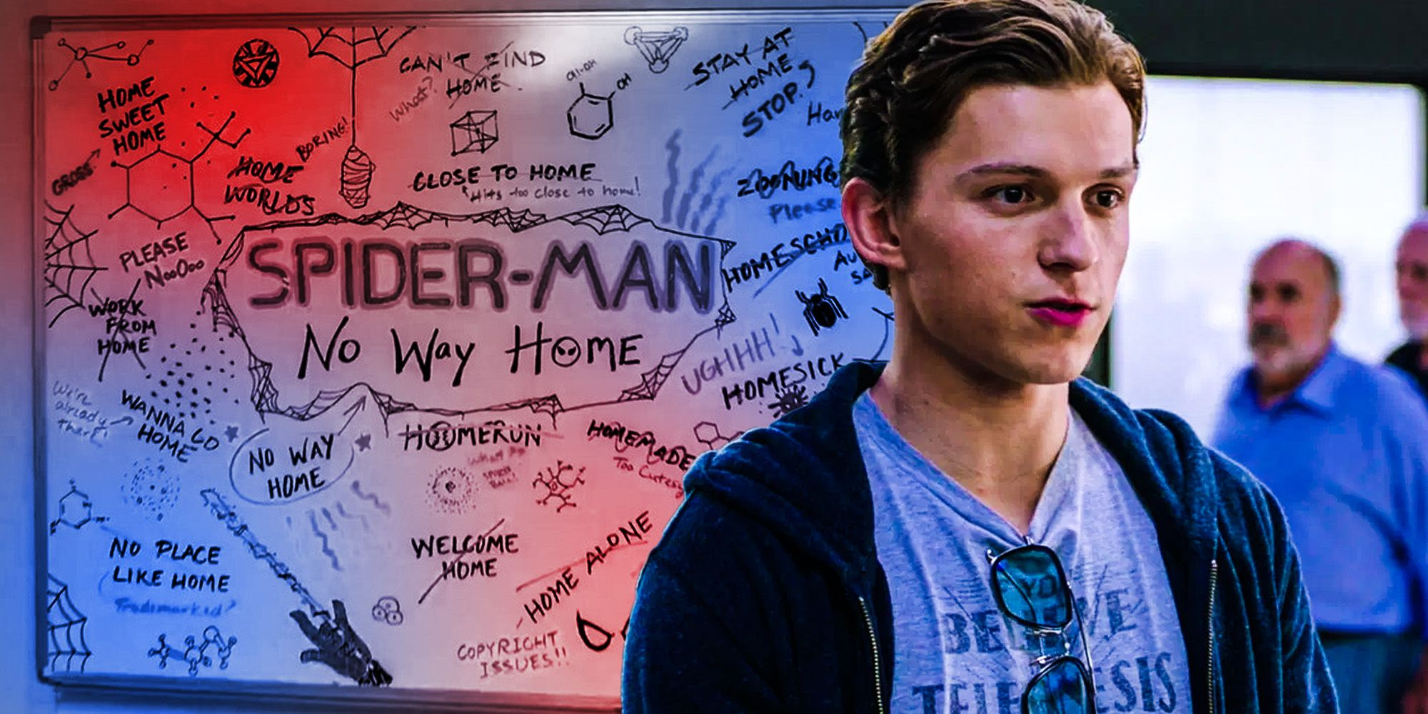 Spider-Man Promo Teases No Way Home Is Peter Parker's Biggest Journey