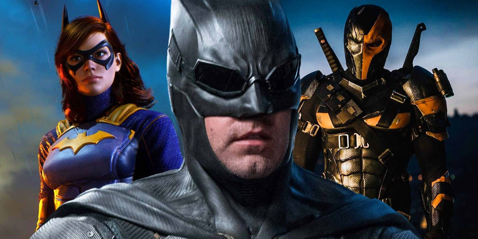 Batgirl vs Deathstroke Fight in Ben Affleck's Batman – Jioforme