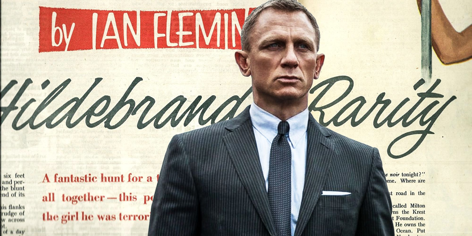 James Bond: Every Unused Ian Fleming Title (& What They Mean)