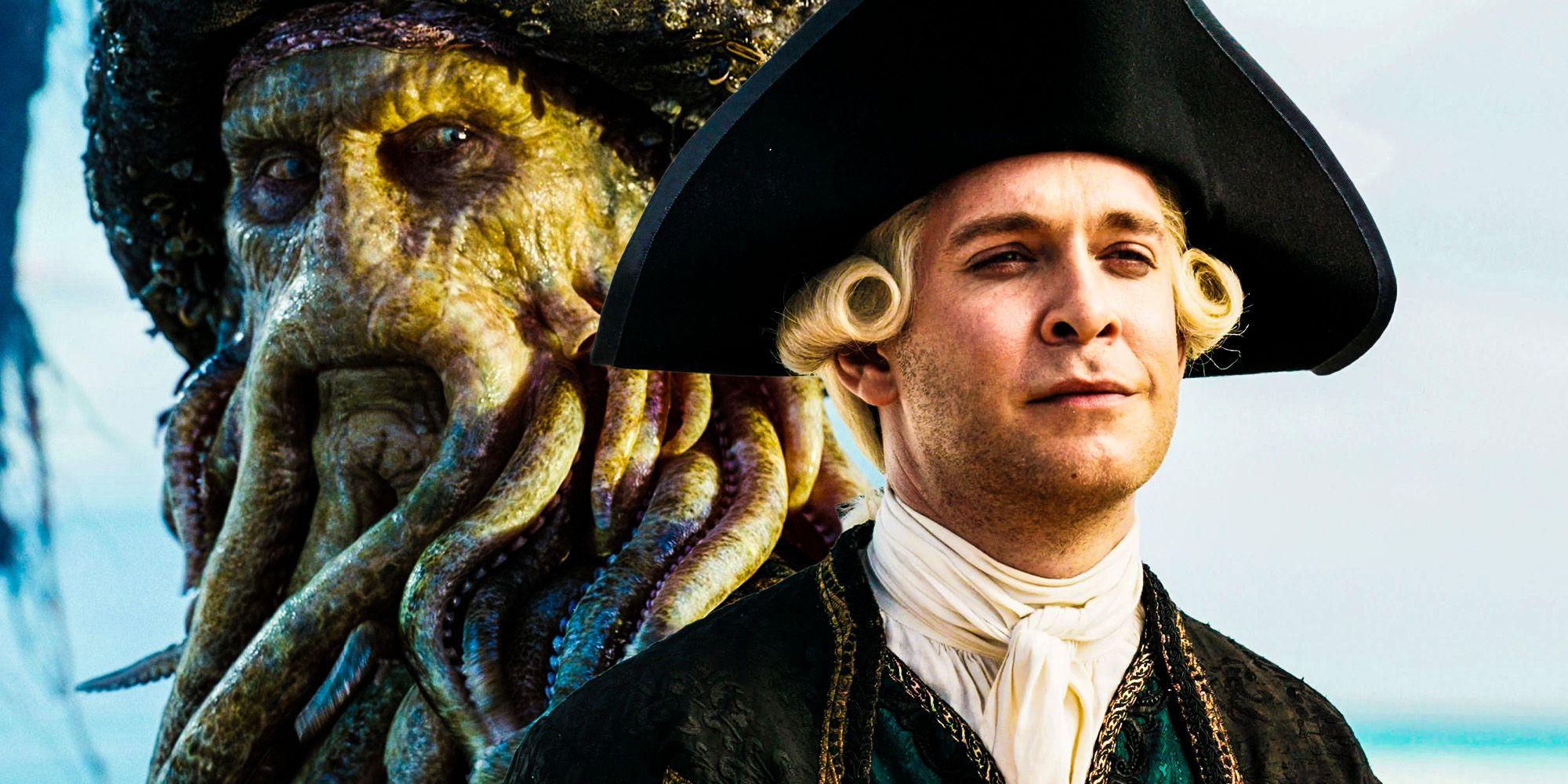 POTC: Why Cutler Beckett Left Davy Jones' Heart On The Flying Dutchman