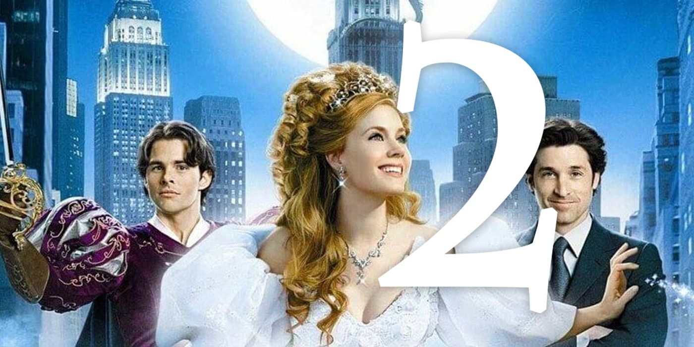 Enchanted 2 Updates: Release Date, Cast & Story   Screen Rant