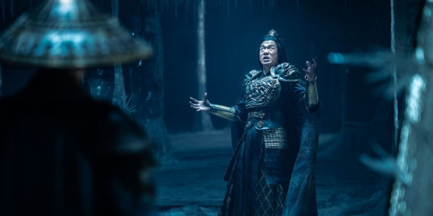 Mortal Kombat Movie Image Gives New Look at Shang Tsung