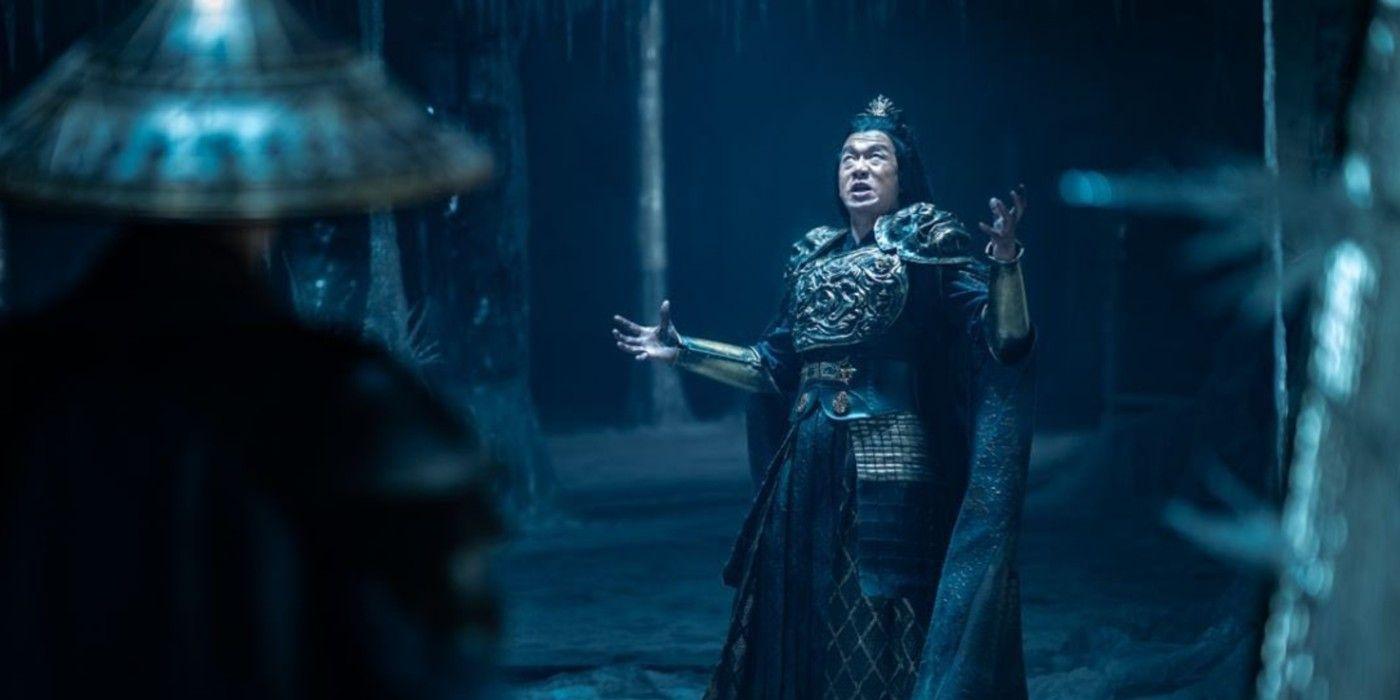 Mortal Kombat Movie Image Gives New Look at Shang Tsung