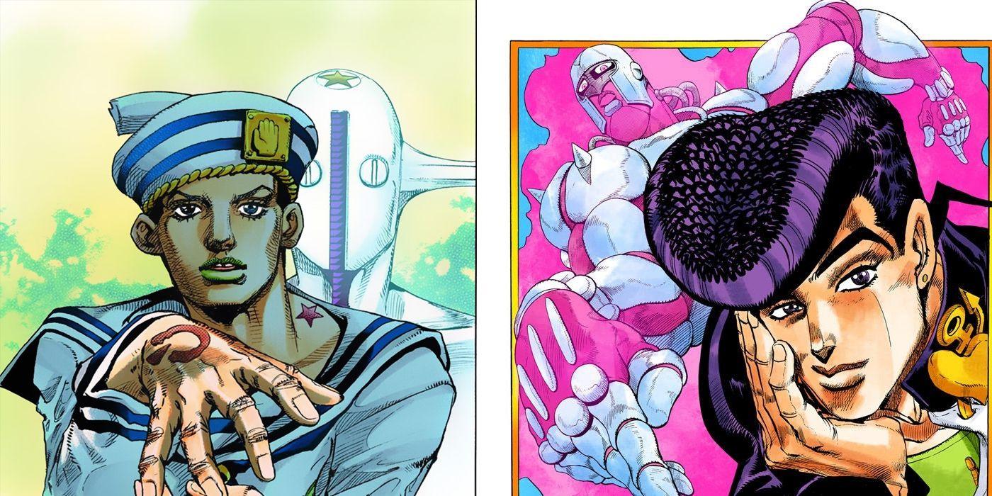 JoJo's Bizzare Adventures Is Josuke Really the Hero of Two Parts